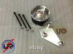 2007-2014 Ford Mustang Svt Shelby Gt500 Upper Auxiliary Idler Kit W /install Kit