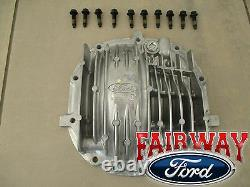 85 thru 14 Mustang OEM Ford 8.8 Aluminum Rear Differental Cover Set with Bolt Kit