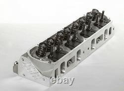 AFR 1458 SBF 205cc CNC Ported Ford Aluminum Cylinder Heads 351 408w 427 72cc NEW