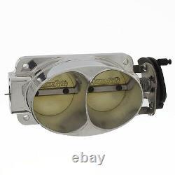 Accufab 99-01 Cobra Twin 60mm Polished Throttle Body 03-04 Mach 1 CTB99-01 NEW