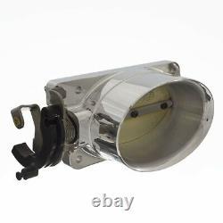 Accufab Polished Throttle Body 96-98 Cobra Ellipse 01 Bullitt 4.6L DOHC CTB96-98