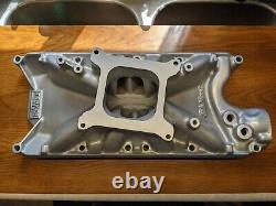 Edelbrock Torker 289 Intake Hipo Ford Mustang GT HO F150 302 347 Falcon Cougar