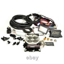 FAST Fuel Injection System Kit 30227-06KIT EZ-EFI TBI Cast Aluminum