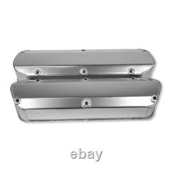 Fabricated Aluminum Valve Covers For SBF Ford 5.0L Mustang 289 302 351W