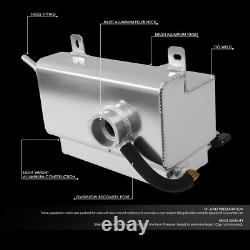 For 05-10 Ford Mustang Aluminum Coolant Tank Expansion Recovery Overflow Can
