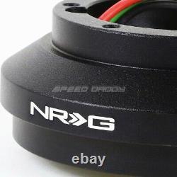 For 94-04 Ford Mustang Sn-95 1/2 Nrg Steering Wheel 6-hole Short Hub Adaptor Kit