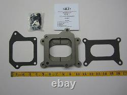 Ford 2.3L 2300cc 2.5L race HOLLEY 2bbl carb EFI adapter Mustang PINTO Mustang GT