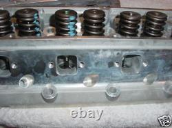 Ford 289 302 351W 408 427 5.0 Mustang Aluminum Heads GT40 EFI carburetor 58CC