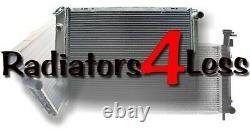 NEW ALL ALUMINUM RADIATOR FAN SHROUD With 16 FAN FORD MUSTANG FALCON COMET