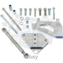 Small Block Ford 5.0L Serpentine Pulley Kit Air Conditioning SBF AC A/C 302