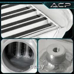 Universal Turbo Charger Performance Racing FMIC Aluminum Intercooler Tube & Fin