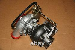 V Band T3/t4 T04e Stage 3 Turbo+oil Line Kit 450+ Vw Jetta Golf Passat 1.8t 2.0t