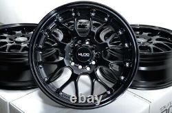 16 Roues Rims Noir 5 Lugs Fit Honda Accord CIVIC Kia Soul Forte Corolla Prius