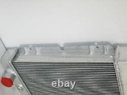 1964 1965 1966 Ford Mustang Falcon Comet Aluminium Radiator, Suaire, 16 Ventilateur