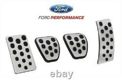 1994-2004 Mustang Oem Véritable Ford En Aluminium Manuel Embrayage Frein Gaz De Pédales Mortes