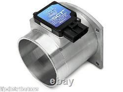 1999-04 Supercharged Lightning Sct Ba2600 Cf 90mm Maf Mass Air Flow Sensor Eaton
