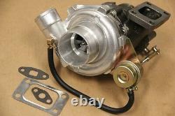 2.5'' V-band T3/t4 Turbocharger + Internal Wastegate Turbo Charger Turbine. 63ar (63ar)