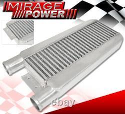 23x11x3 Turbo Intercooler Same Side 2.5 Entrée & Outlet Mustang Focus Ford