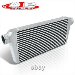 31x11.75x3 Diy Universal B&p Core Front Mount Turbo Intercooler Fmic Poli