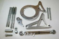 79-93 Mustang 5.0l Sb Ford 302 Poulie & Bracket Kit Foxbody Serpentine Aluminium