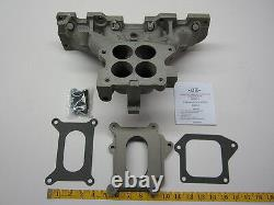 Ford 2.3l 2300cc 2.5l Course Holley 2bbl Carb Efi Adaptateur Mustang Pinto Mustang Gt