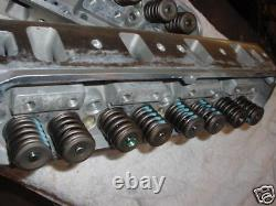Ford 289 302 347 351 408 427 5.0 Mustang Aluminum Heads Gt40 Efi Ou Carburateur