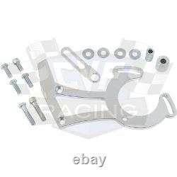 Ford Fe Engine Power Steering Bracket 390 427 428 V-belt Billet Pompe En Aluminium