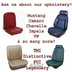Ford Mustang 14 Mahogany Et Black Pbk Billet Volant Avec Corne