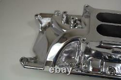 Ford Mustang 5.0l Prise Manifold 260 289 302 V8 Square Bore Aluminium Poli