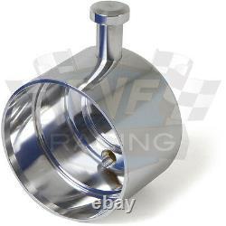 Ford Power Steering Pump Reservoir Sbf Billet Aluminium 289 302 351 390 429 460