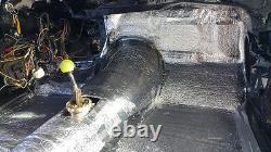 Isolation De Voiture 100 Sqft Thermal Sound Deadener Block Automotive Heat & Sound