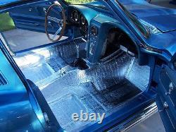 Isolation De Voiture 60 Sqft Thermal Sound Deadener Block Automotive Heat & Sound