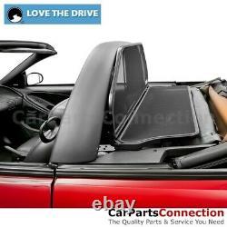 Love The Drive Wind Blocker Écran Déflecteur Pour Mustang 94-04 Avec Barre De Lumière Seulement