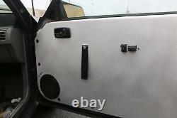 Lrb Speed Aluminum Door Panels Fits Ford Foxbody Mustang 80-93 5.0 Racecar Card