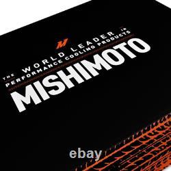 Mishimoto Performance Aluminium Fan Linceul + 12 Ventilateurs 1979-1993 Ford Mustang 5.0l