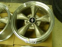 Nos Oem Ford 1999 2004 Mustang 35th Bullitt Roues 17x8 2000 2001 2002 2003 Gt