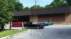 Nouveau! 1965-1973 Nettoyeur D'air Ovale Shelby Logo Aluminium Top Mustang Cobra 289 302