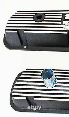 Nouveau! Ford Mustang Shelby Cobra Valve À Lettre Ouverte Propulsé Par Ford 289 V8