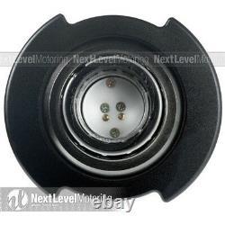 Nouveau Nrg Gen 2.5 Quick Release Black Flared Paddle (hub Steering Wheel) Srk-250bk
