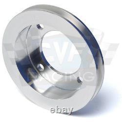 Petit Bloc Ford Poulies 289 302 351w Underdrive V-belt Kit 1v Sbf