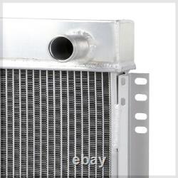 Radiateur De Refroidissement 3 Lignes En Aluminium Pour Le Falcon/mustang/comet 63-66