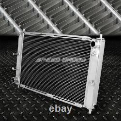 Radiateur De Refroidissement En Aluminium 3 Rangées Pour Transmission Manuelle 97-04 Ford Mustang V8