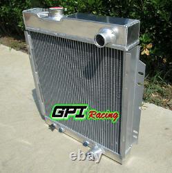 Radiateur En Aluminium 3 Rangées Pour Ford Mustang V8 289 302 Windsor 1964-1966 1965