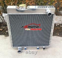 Radiateur En Aluminium 3 Rangs Pour Ford Mustang Falcon V8 289 259 1964-1966 1965 At/mt