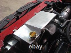Réservoir De Débordement De Refroidissement En Aluminium Pour 96-04 4.6 V8 Ford Mustang Cobra Gt