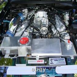 Rev9 Cooling Coolant Overflow Tank Gt Cobra Pour 96-04 Ford Mustang V8 4.6l