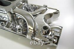 Sb Ford Intake Manifold 260 289 302 Square Bore Mustang 5.0l Aluminium Poli