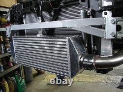Spec Universal Jdm Fmic Turbo Front Mount Aluminium Intercooler 27'' X 7'' X2.5'