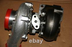 T3/t4 T04e Hybird Stage3 Turbo 450+ Vw Jetta Golf Passat 1.8t 2.0t +oil Line Kit