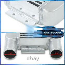 Universal 23x11.25x2.75 Aluminium Fmic Avant Mount Same Side Intercooler Turbo